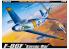 Academy maquette avion 12546 North American F-86F Sabre guerre de corée 1/72