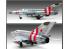 Academy maquette avion 12311 MiG-21MF Soviet Air Force et Export 1/48