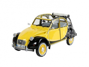 REVELL maquette voiture 67095 Model set Citroen 2CV 1/24