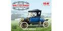 Icm maquette voiture 24001 Ford Model T 1913 Roadster 1/24