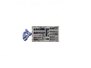 EDUARD photodecoupe 49462 BF 110G-2 1/48