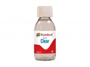 HUMBROL Peinture ac7435 Clear Satin varnish 125ml