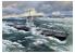 Icm maquette sous-marin S.009 U-Boat Type IIB (1939) WWII 1/144