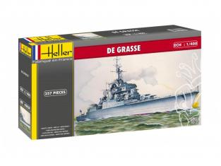 Heller maquette bateau 81039 Croiseur De Grasse 1/400