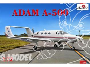 Amodel maquettes avion 72350 ADAM A-500 2005 1/72