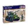 italeri maquette militaire 0225 M4-A1 Sherman 1/35