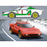 Italeri maquette voiture 3654 Lancia Stratos HF (Version Rallye Monte Carlo 1977 incluse) 1/24