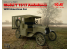 Icm maquette militaire 35661 Ford Model T 1917 Ambulance WWI 1/35