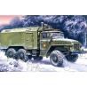 Icm maquette militaire 72712 Ural Ural-375A de commandement 1/72