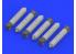 Eduard kit d'amelioration brassin 672128 CBU-97 1/72