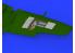 Eduard kit d'amelioration brassin 672152 Baies de gun Spitfire Mk.XVI Eduard 1/72