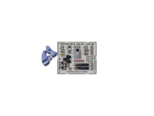 EDUARD photodecoupe SS351 INTERIEUR F-22 1/72