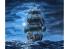 Revell maquette bateau 05699 Pirate des Caraïbes Black Pearl 1/72