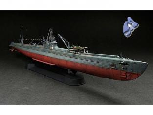 AFV maquette bateau 73506 SOUS-MARIN TYPE I-19 1/350