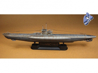 AFV maquette bateau 73503 U-BOAT TYPE VII C 1/350