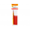 FLEX-I-FILE Magic et Nano pinceaux N929007 magic rouge rond extra fin