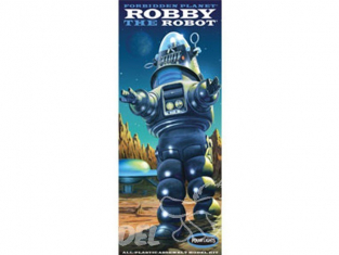 Polar Lights maquette espace 0810 Robby Robot Planete Interdite