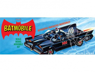 Polar Lights maquette espace 0821 Batmobile classic vintage 1/32