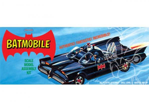 Polar Lights maquette espace 0821 Batmobile classic vintage 1/32