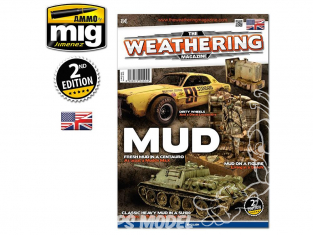 MIG magazine 4504 Numero 5. Boue en langue Anglaise (2nd Edition)
