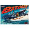 Polar Lights maquette espace 0823 Batboat 1/25