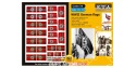 ETA diorama 618 Imprimé Drapeaux Allemands WWII 1/72 - 1/76