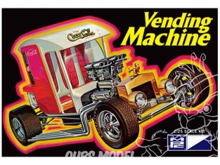 MPC maquette voiture 871 Coca-Cola Show Rod promotionnel 1/25