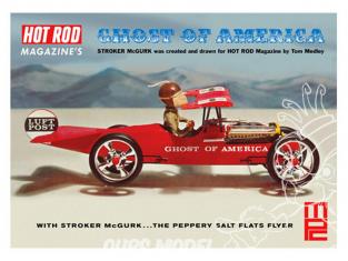 "MPC maquette voiture 866 Stroker McGurk ""Ghost of America"""