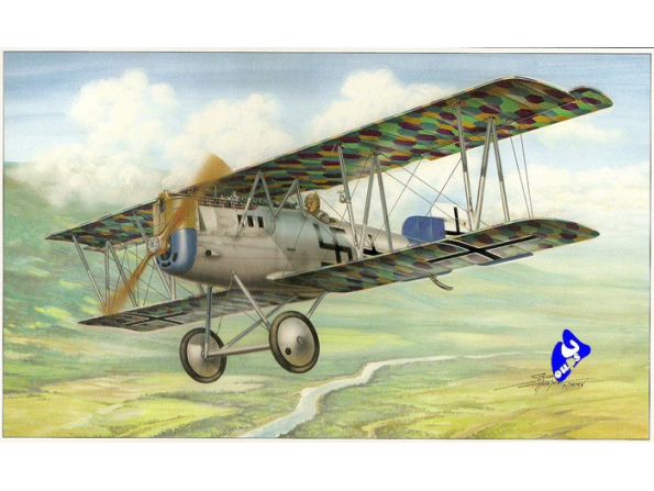 Special Hobby maquette avion 48026 Pfalz D.XII 1/48