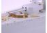 Eduard photodecoupe 53193 HMS Hood Partie 5 Pont Trumpeter 1/200