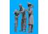Icm maquette figurines 24005 Pompiers américain 1910 1/24