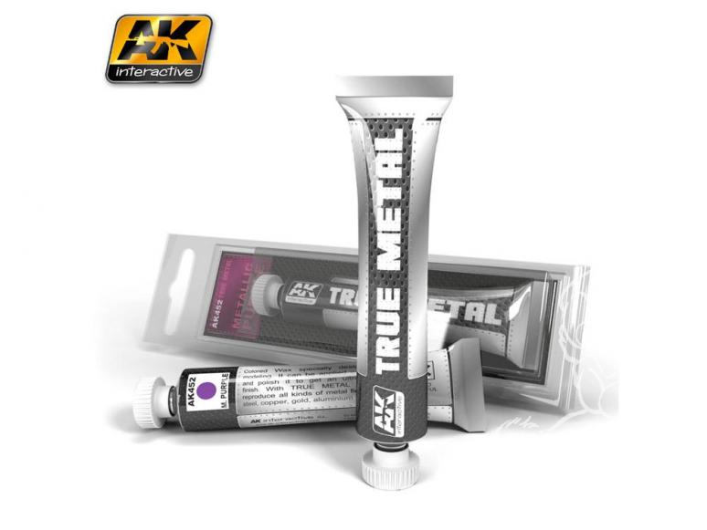 Ak interactive True Metal 452 Purple