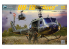 """Kitty Hawk maquette hélicoptère kh80154 HELICOPTERE US ARMY BELL UH-1D """"HUEY"""" 1970 1/48"""