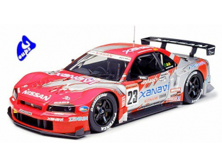 tamiya maquette voiture 24268 xanavi Nissan Nismo GT-R R34 1/24