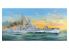 """TRUMPETER maquette bateau 05347 CROISEUR REGIA MARINA ITALIENNE """"ZARA"""" 1941 1/350"""