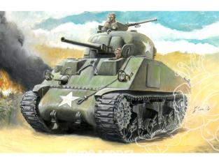 Italeri maquette militaire 15751 M4 Sherman 75mm 1/56 28mm