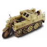 Italeri maquette moto 7404 Kettenkrad Sd.Kfz. 2 NSU Typ HK 101 WWII 1/9