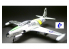 ACADEMY maquettes avion 12284 T-33A SHOOTING STAR 1/48