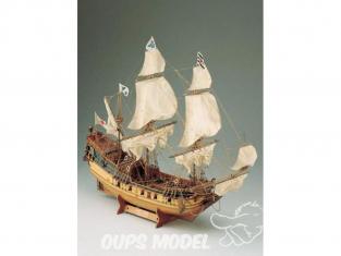 Corel bateaux bois SM29 Berlin Frégate brandebourgeoise du XVIIe siècle 1/40