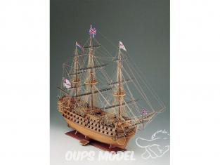 Corel bateaux bois SM23 H.M.S. Victory Navire anglais de 1er rang de 1805 1/98