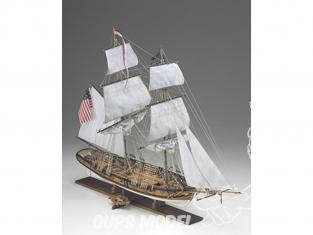 Corel bateaux bois SM61 Brick Americain eagle 1812 1/85