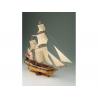 Corel bateaux bois SM16 Dolphyn Ketch corsaire hollandais de 1750 1/50