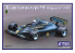 Ebbro maquette voiture 20019 Lotus Type 91 1982 GP de Belgique 1/20