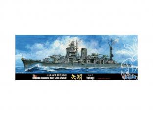Fujimi maquette bateau 431406 Croiseur Yahagi de la Marine Japonaise Imperiale 1/700
