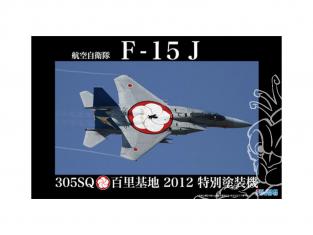 Fujimi maquette avion 311135 McDonnell Douglas F-15J 305SQ 2012 1/48