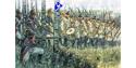 Italeri maquette historique 6884 Infanterie Autrichienne 1/32