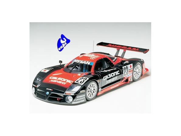 tamiya maquette voiture 24192 nissan r390 1/24