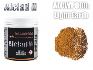 Pigments Alclad II Warpigs ALCWP006 Pigments Legere 20ml