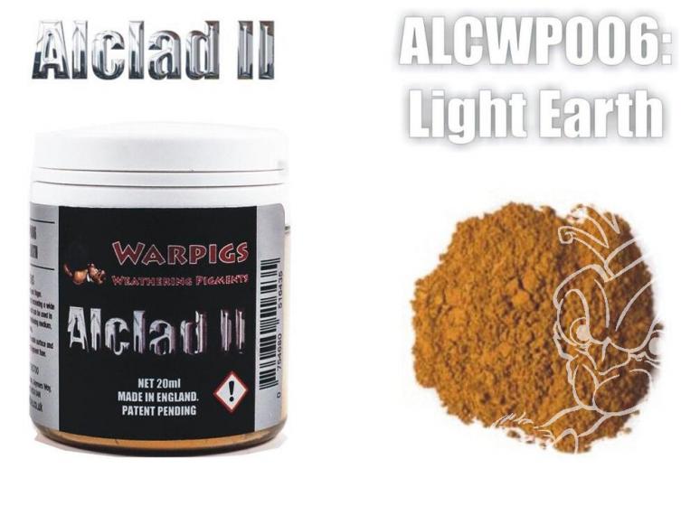 Pigments Alclad II Warpigs ALCWP006 Pigments Legere 20ml