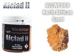 Pigments Alclad II Warpigs ALCWP008 Pigments Terre Afrique du nord 20ml